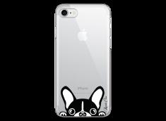 Coque iPhone 7Plus/8Plus Dog je suis là