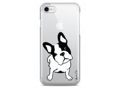 Coque iPhone 7Plus/8Plus Dog je t'attends