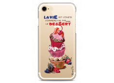 Coque iPhone 7/8 Chocolate & Fruits