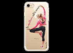 Coque iPhone 7Plus/8Plus Le meilleur est à venir