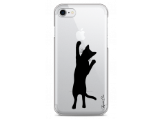 Coque iPhone 7Plus/8Plus Cat let's play together