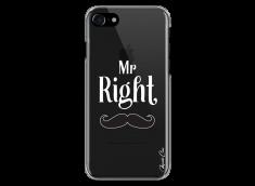 Coque iPhone 7/8 Mr Right