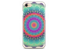 Coque iPhone 7/8 Multicolor Galaxy Mandala