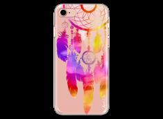 Coque iPhone 7Plus/8Plus Dreamcatcher Rainbow Feathers