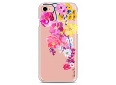 Coque iPhone 7/iPhone 8 Painted Flowers