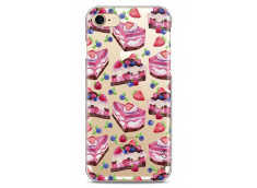 Coque iPhone 7/8 Pink cake pattern