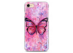Coque iPhone 7/8 Artistic design watercolor butterfly