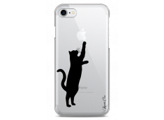Coque iPhone 7Plus/8Plus Cat play with me