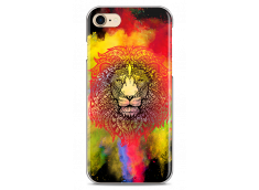 Coque iPhone 7/8 Power Color Lion Mandala