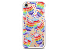 Coque iPhone 7/8 Ice cream unicorn pattern