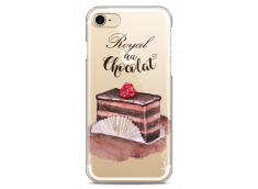 Coque iPhone 7/8 Royal au chocolat