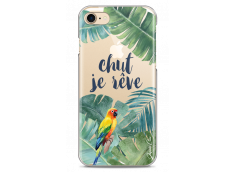 Coque iPhone 7/8 Tropical watercolor design Chut je rêve
