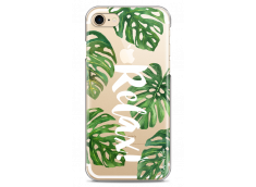 Coque iPhone 7/8 Tropical watercolor design Relax