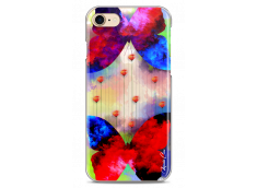 Coque iPhone 7/8 Gradient design butterflies