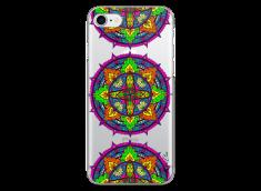 Coque iPhone 7Plus/8Plus Les vitrailles mandala