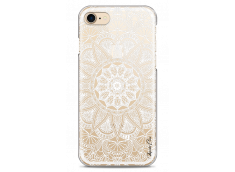 Coque iPhone 7Plus/8Plus White Mandala