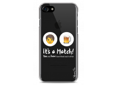 Coque iPhone 7/8 You and beer It's a match