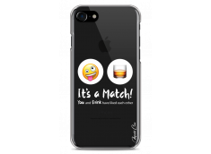 Coque iPhone 7/8 You and drink It's a match