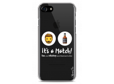 Coque iPhone 7Plus/8Plus You and whiskey It's a match