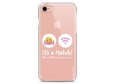 Coque iPhone 7Plus/8Plus You and Wifi It's a Match
