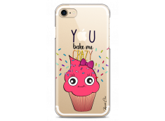 Coque iPhone 7Plus/8Plus You bake me crazy