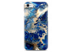 Coque iPhone 7Plus/iPhone 8Plus Ocean Marble
