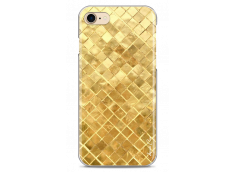 Coque iPhone 7Plus/8Plus Gold Geometric Design