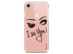Coque iPhone 7Plus/8Plus I see you