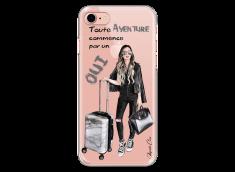 Coque iPhone 7Plus/8Plus Le oui de l'aventure