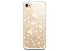 Coque iPhone 7/8 Baby, is cold outside!