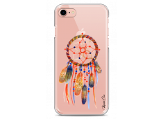Coque iPhone 7/8 Blue Watercolor Dreamcatcher