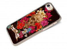 Coque iPhone 7 / iPhone 8 Day of the Dead