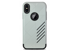 Coque iPhone X Air Sport-Blanc