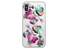 Coque iPhone X 3D Flowers