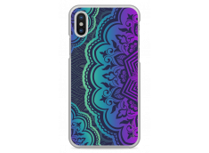 Coque iPhone X 3D Mandala