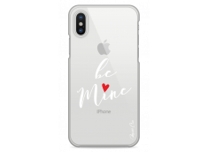 Coque iPhone X Be Mine