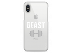 Coque iPhone X Beast