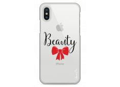 Coque iPhone X Beauty