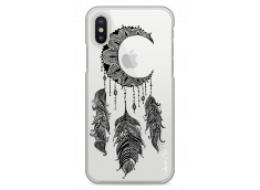 Coque iPhone X  Black lace dreamcatcher