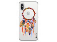 Coque iPhone X  Blue dreamcatcher