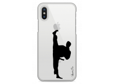Coque iPhone X Don't give up