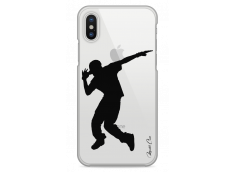 Coque iPhone X Just dance & vibe