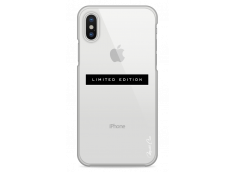 Coque iPhone X Limited Edition