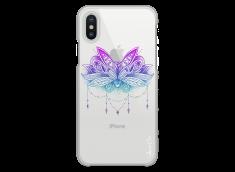 Coque iPhone X Magic Flower Mandala