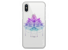 Coque iPhone XR Beautiful Flower Mandala