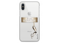 Coque iPhone X Scandaleuse Private