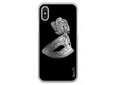 Coque iPhone X The Mask