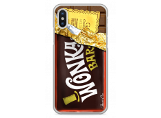 Coque iPhone X Chocolate Wonka