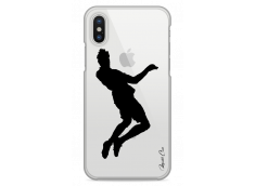 Coque iPhone X You don't give it by wishing
