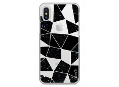 Coque iPhone X Night Sky Marble